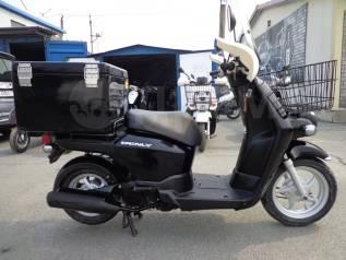 Honda Benly-110 NEW(инжекторный)-ГРУЗОВОЙ в Максимальной комплектации+видео, 2011