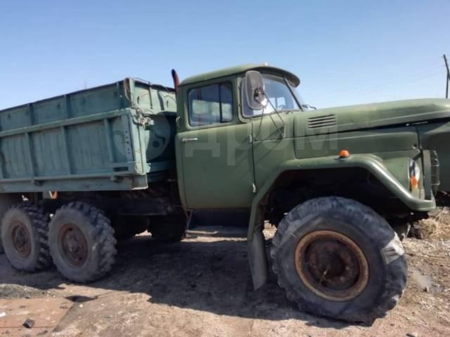 ЗИЛ 131. Продам ЗИЛ-131, дизель, бортовой грузовик, 4 750куб. см., 8 000кг., 6x6