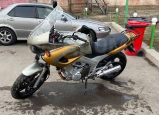Yamaha TDM 850, 2001
