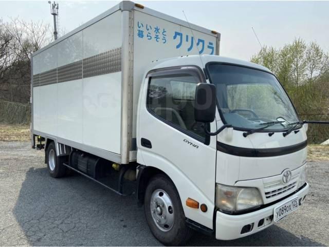 Toyota Dyna. Продаётся фургон Тойота Дюна с аппарелью., 4 009куб. см., 3 000кг., 4x2