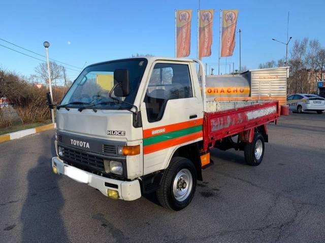 Toyota Hiace. Продам грузовик 4вд, 2 800куб. см., 1 500кг., 4x4
