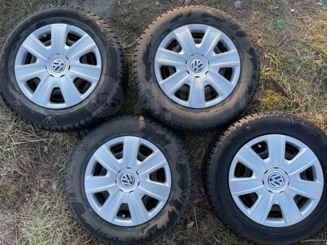 """Полный комплект колес Volkswagen polo sedan (R14). 14.0x14"""""""