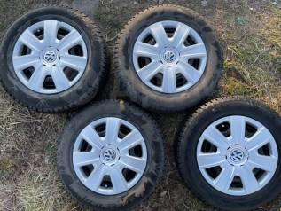 Полный комплект колес Volkswagen polo sedan (R14)