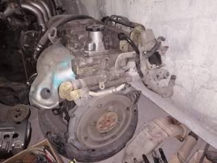 Двигатель 1.8 FP-DE от Mazda premacy CP8W