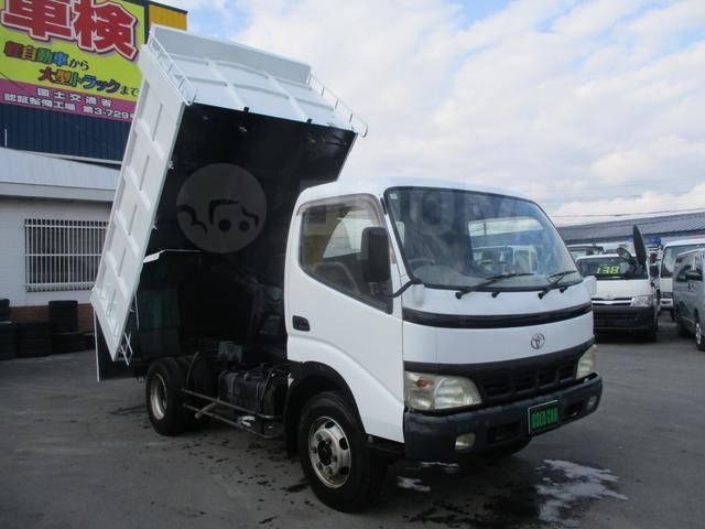 Toyota Dyna. , 5 300куб. см., 2 000кг., 4x2. Под заказ