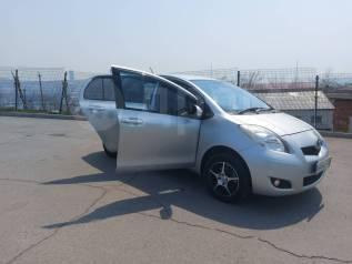 Аренда авто Toyota Vitz 2010 г. 800 рублей. Можно Под такси.