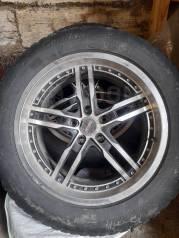 Колеса на литых дисках R18