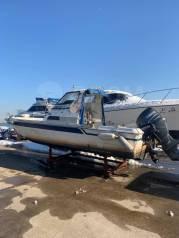 Продам корпус катера Yamaha UF23Без пробега по России.