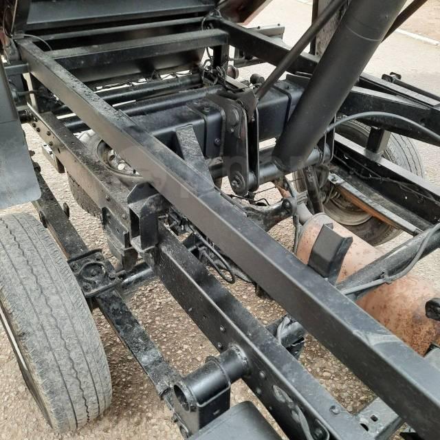 Nissan Vanette. 4WD(рычаг) пониженная , самосвал, бензин, б/п по России, 1 800куб. см., 1 000кг., 4x4