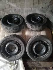 Комплект колес Nokian Nordman 4 205/55 R16 в Белово