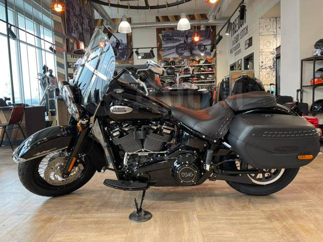 Harley-Davidson Heritage Softail Classic. 1 868куб. см., исправен, птс, без пробега