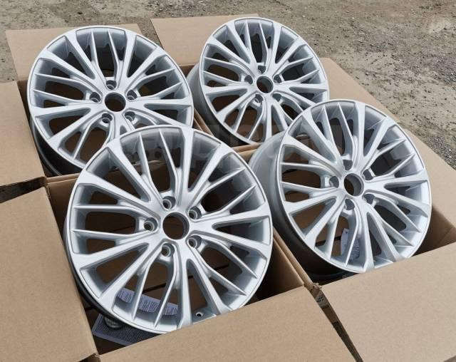 Новые литые диски RST на Toyota Camry, Corolla R17