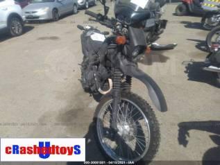 Yamaha XT 250 00401, 2014