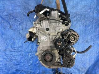 Контрактный ДВС Nissan Qashqai 2010г. J10E HR16DE A4193
