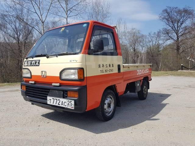 Honda Acty. , 660куб. см., 4x2