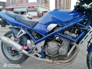 Suzuki Bandit, 2002
