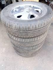 Комплект колёс на литье Daihatsu R13, 4x100.