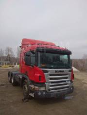Scania P380, 2008