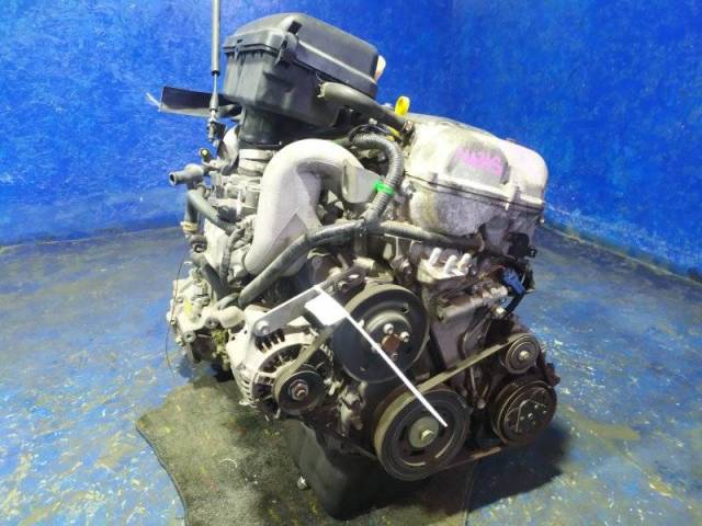 Двигатель Suzuki Wagon R Solio 2007 [1140069843] MA34S M13A [252780] 1140069843
