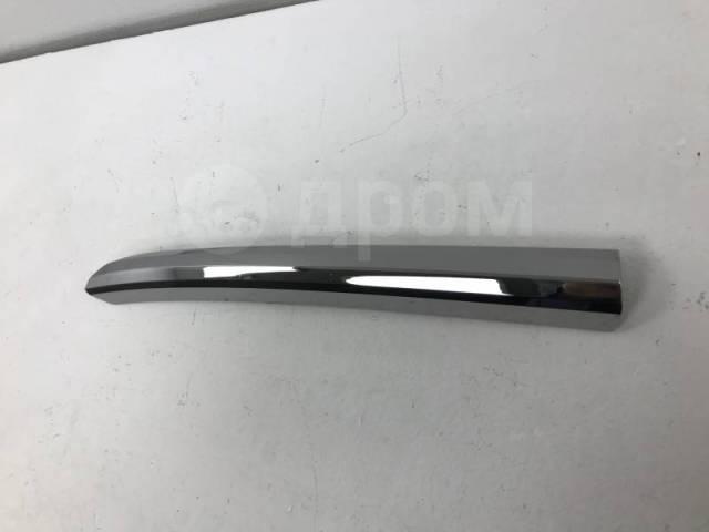 Накладка переднего бампера левая Lada Xray [8450022864] 8450022864