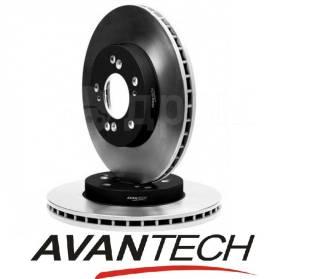 Диск Тормозной Avantech (корея) на Nissan Новые в Наличии