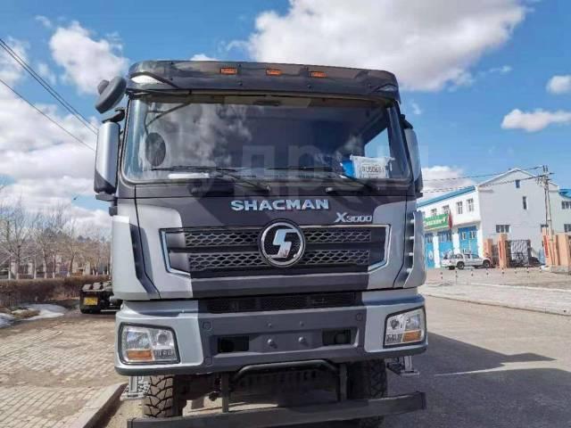 Shaanxi Shacman X3000. Shacman 6Х6 2021 г. в Улан-Удэ, 11 750куб. см., 26 000кг., 6x6