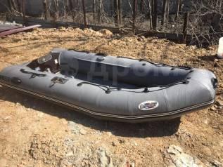 Продаётся лодка Лидер 320