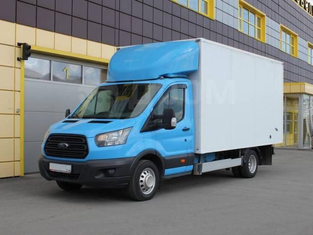 Ford Transit. Фургон 2018 год, 2 198куб. см., 1 500кг., 4x2
