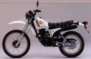Yamaha XT 200, 1990