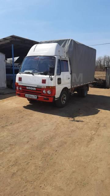 Nissan Atlas. Продаётся грузовик ниссан атлас, категория В., 2 700куб. см., 1 700кг., 4x2