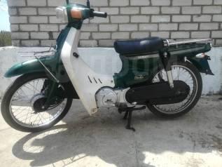 Suzuki Birdie 50, 2000