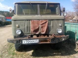 ГАЗ 66, 1982