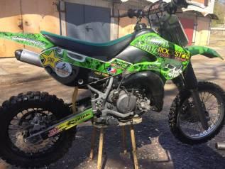 Kawasaki KX 65, 2011
