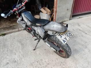 Suzuki DR-Z 400SM, 2005