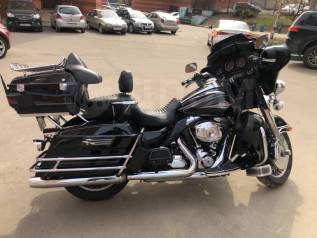 Harley-Davidson Electra Glide Classic, 2012