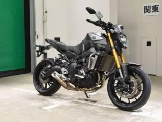 Yamaha MT-09A, 2016