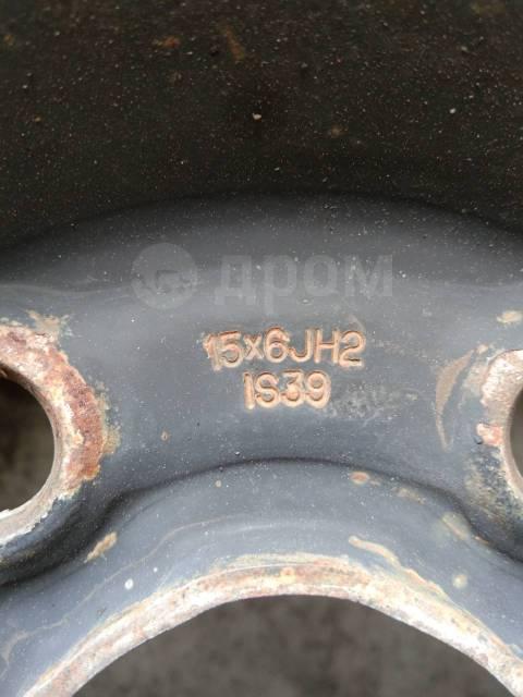 "Колёса. 6.0x15"" 5x105.00 ET39"