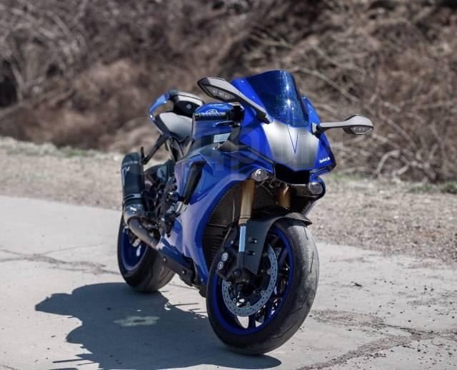 Yamaha YZF-R1. 1 000куб. см., исправен, птс, без пробега