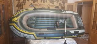 Продам надувную лодку Seahawk-3