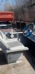 Продам моторную лодку обь-3 с мотором Suzuku DF 50