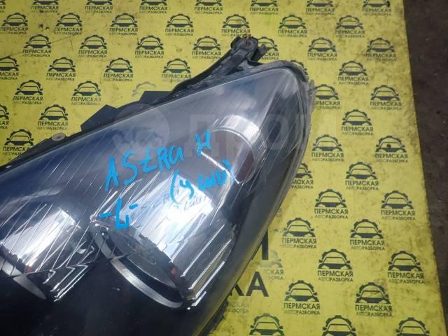 Фара левая для Opel Astra H / Family 2004-2015