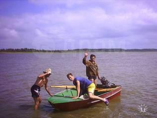 Лодка самодельная