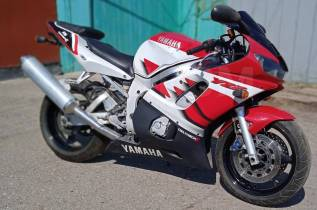 Yamaha YZF-R6, 2000