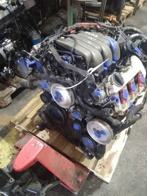 Двигатель AUK Audi A4 3.2 л. 256 л. с