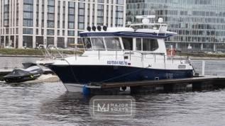 Новый катер Nord Star 36 Patrol в наличии в СПБ
