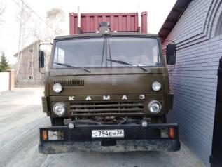 КамАЗ 53202, 1980