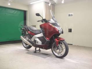 Honda NC 700 Integra, 2015