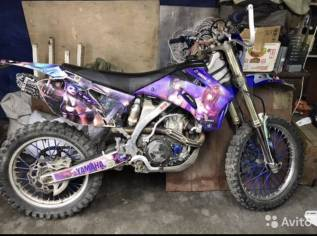 Yamaha WR 450F, 2009