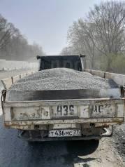 Щебень, песок, земля Самосвал 3т. Доставка сыпучих грузов.