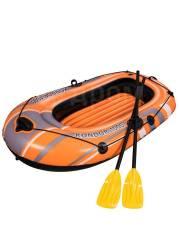 61078 Лодка надувная Bestway Kondor 1000 с веслами, 155 x 97 см
